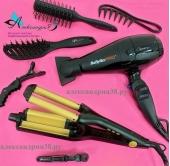 Инструменты и аксессуары для парикмахеров